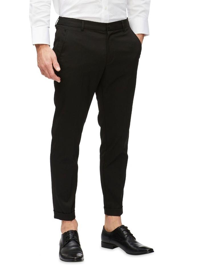 Elastic Waist Casual Trouser image 1