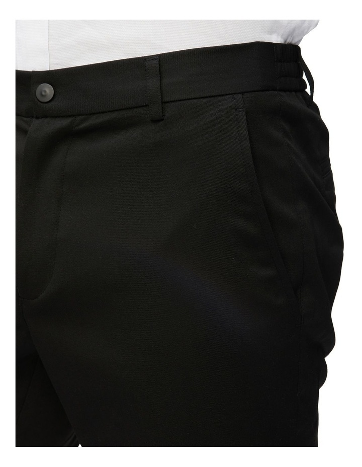 Elastic Waist Casual Trouser image 3