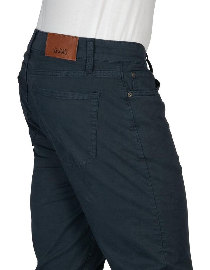 Stetch 5 Pocket Pant Navy image 4