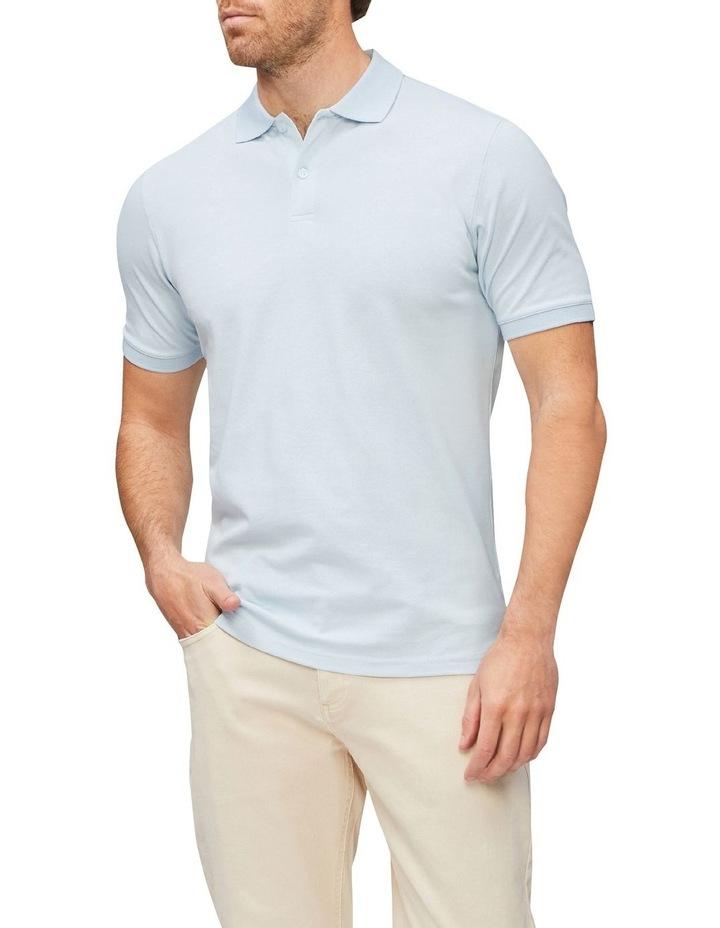 Pique Cotton Polo image 1
