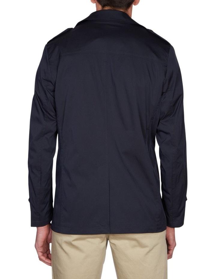 Plain Trench Coat image 2