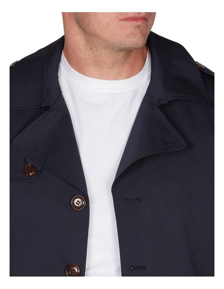 Plain Trench Coat image 3