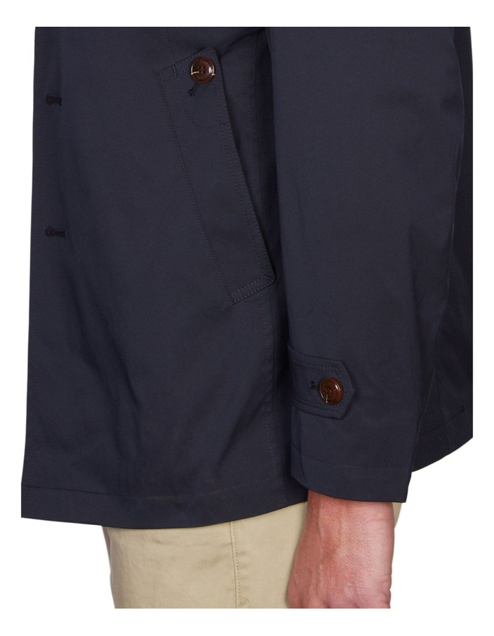 Plain Trench Coat image 4