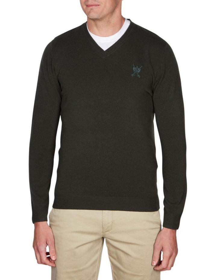 V-Neck 3 Core Knitwear image 1