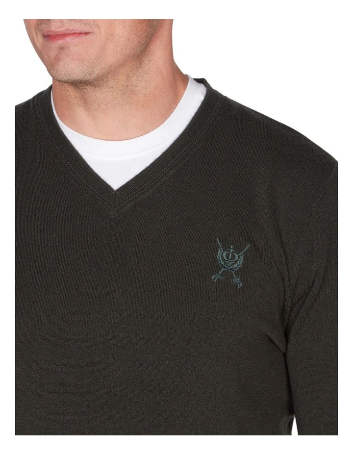 V-Neck 3 Core Knitwear image 3
