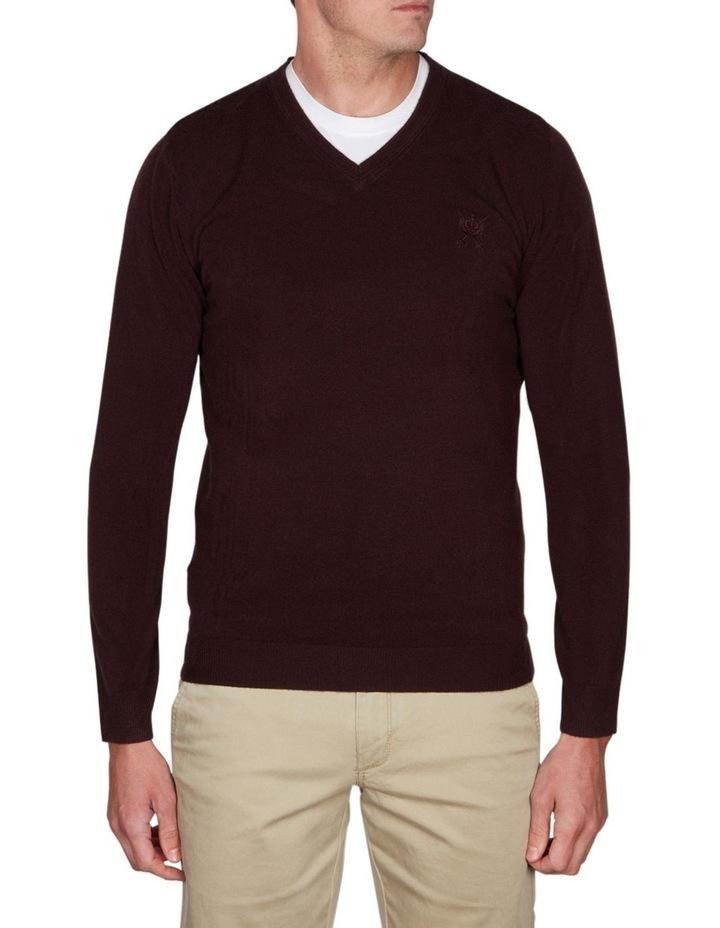 V-Neck 4 Core Knitwear image 1
