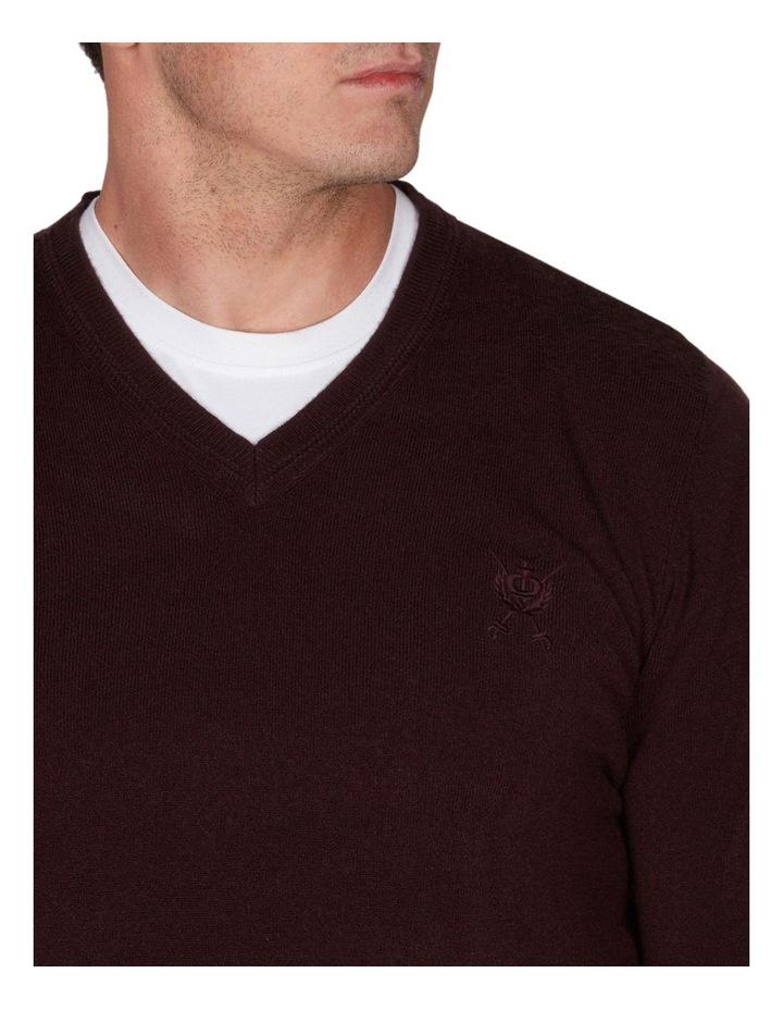 V-Neck 4 Core Knitwear image 3