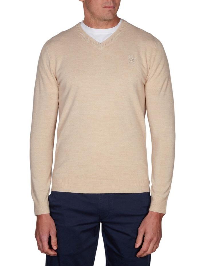 V-Neck 6 Core Knitwear image 1