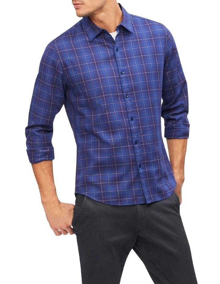 Twill Check Casual Shirt image 1