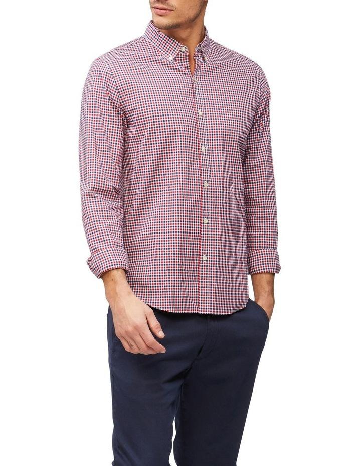 Gingham Check Casual Shirt image 1