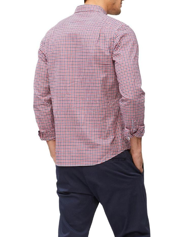 Gingham Check Casual Shirt image 3