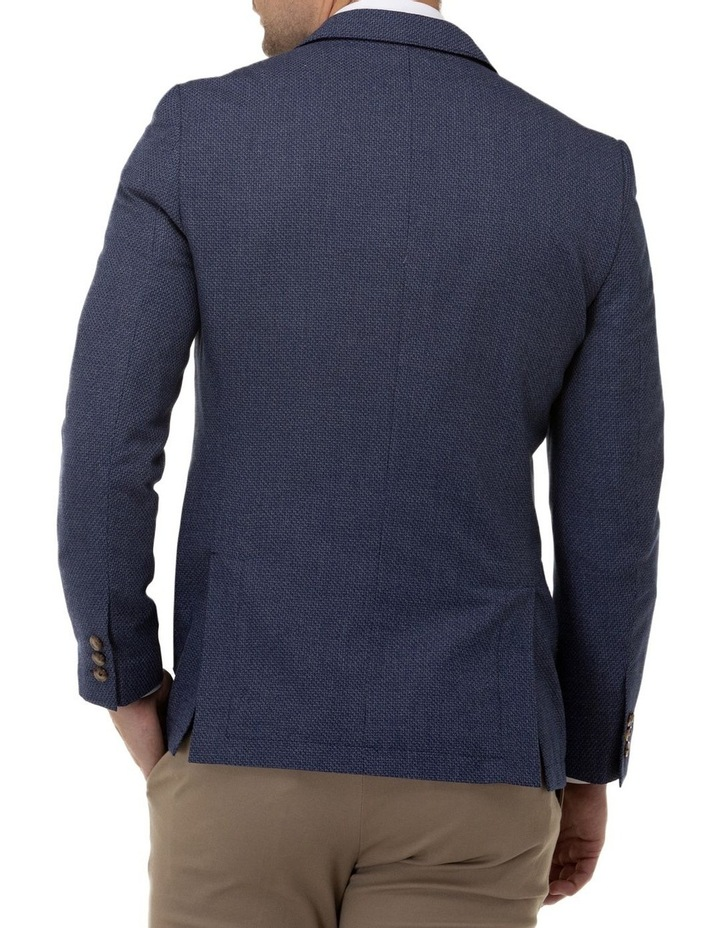 Multi Textured Weave Blazer image 3