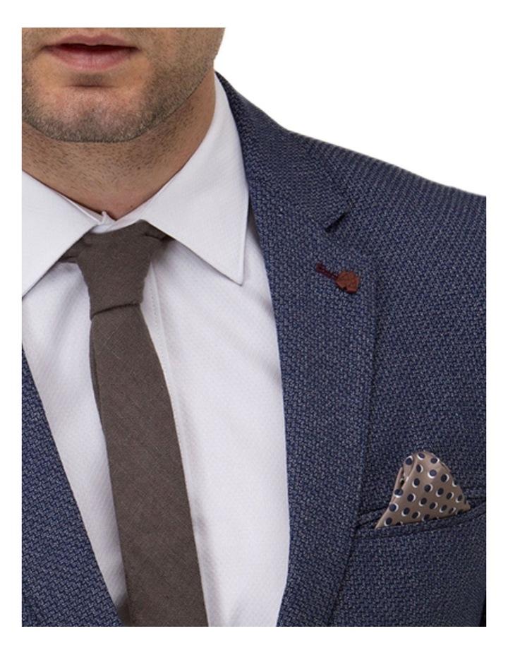 Multi Textured Weave Blazer image 4