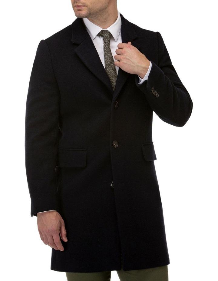 Wool Blend Overcoat image 1