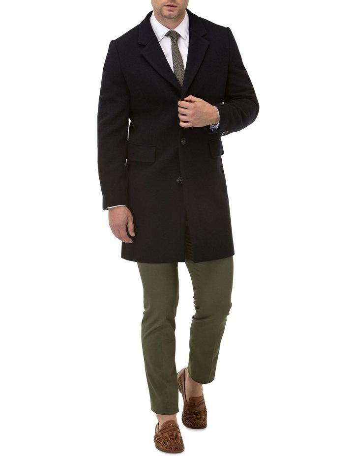Wool Blend Overcoat image 2