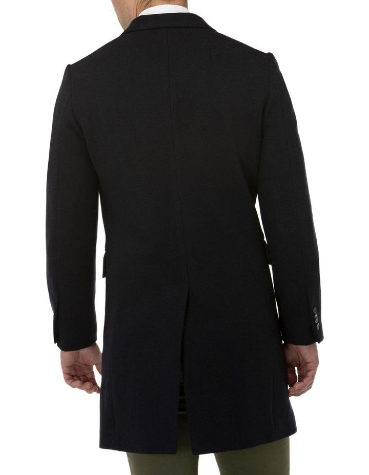 Wool Blend Overcoat image 3