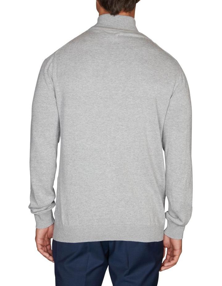 1/4 Zip Textured Knitwear image 4