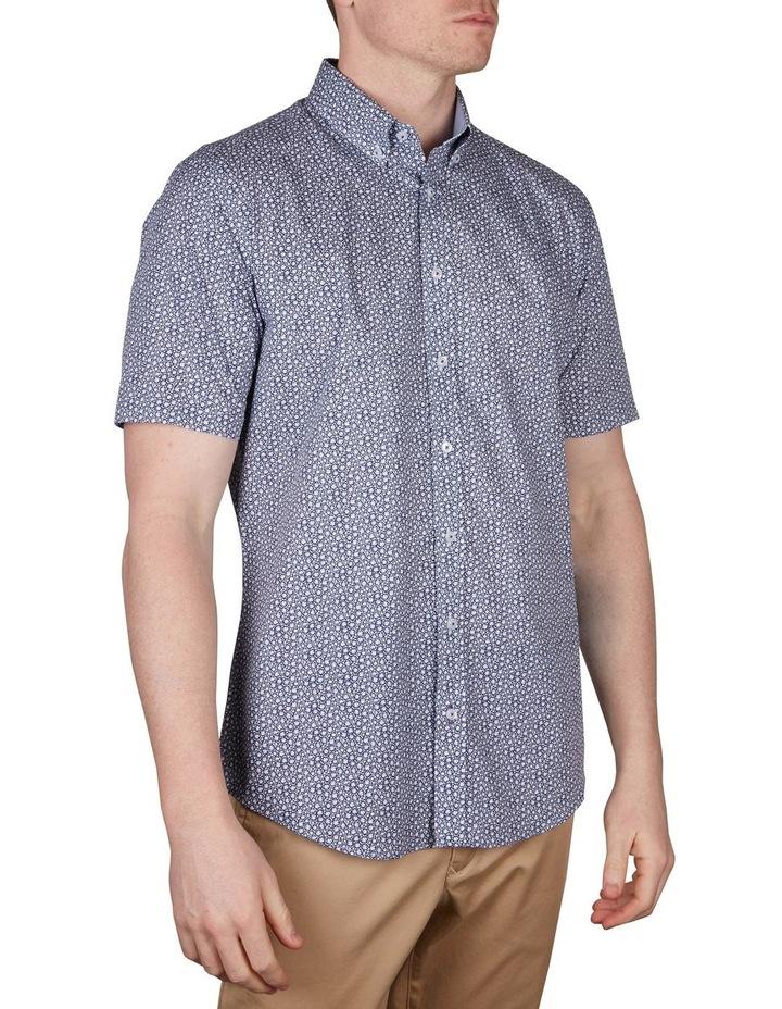 Hail Print Short Sleeve Shirt image 1