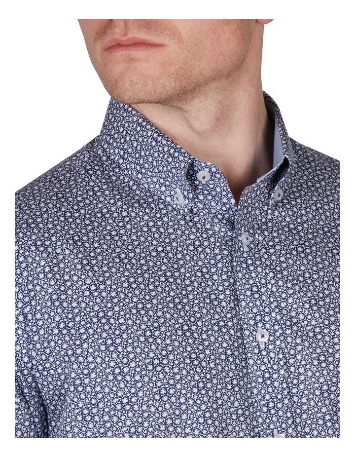 Hail Print Short Sleeve Shirt image 3