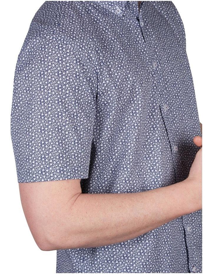Hail Print Short Sleeve Shirt image 4
