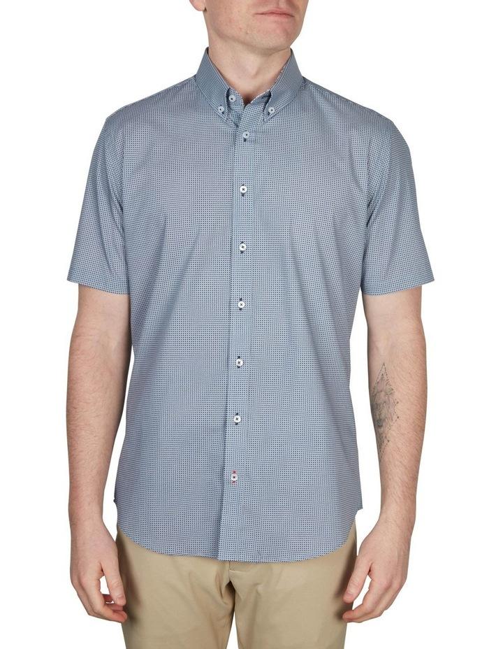 Noughts 'n Crosses Print Short Sleeve Shirt image 1