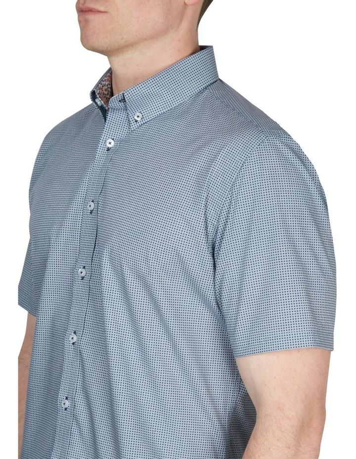 Noughts 'n Crosses Print Short Sleeve Shirt image 3