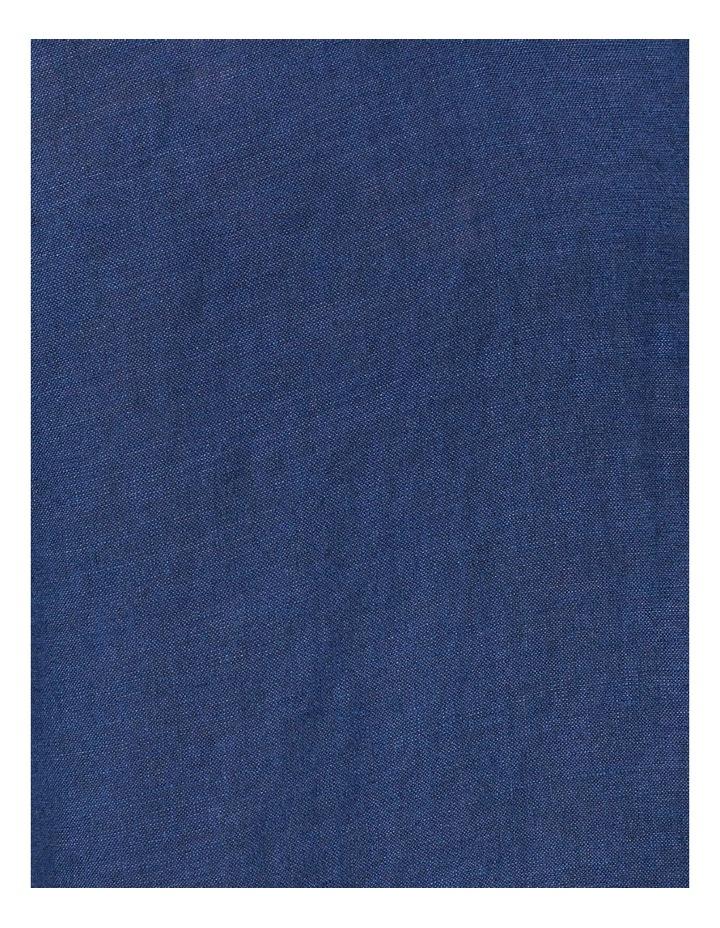 Textured Linen Blend Shirt image 4