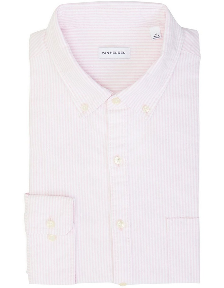 Stripe Oxford Shirt image 5