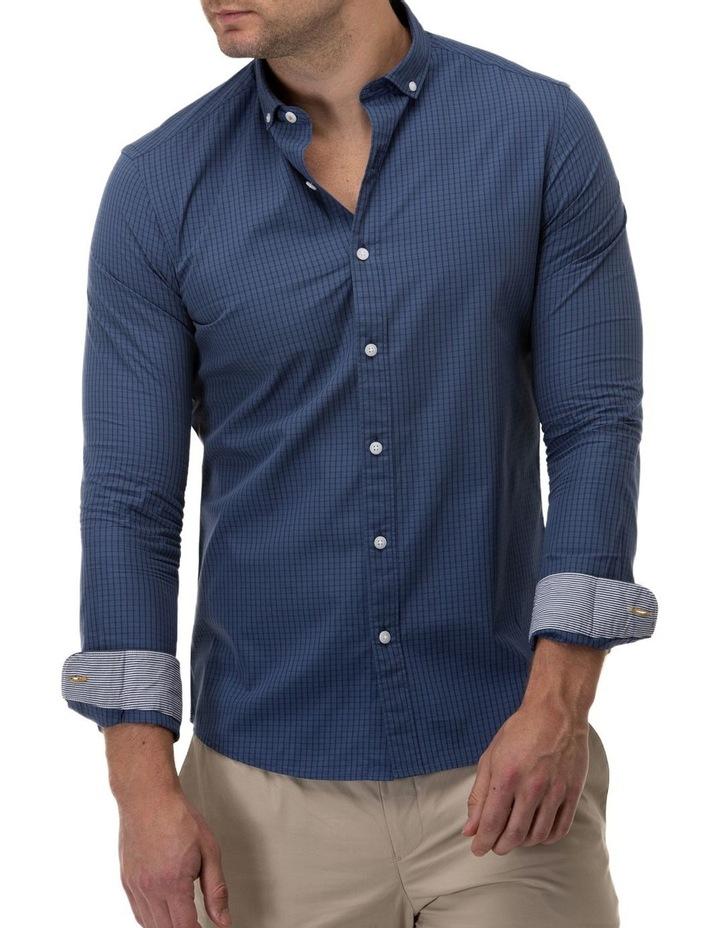Two Tone Check Casual Shirt image 1