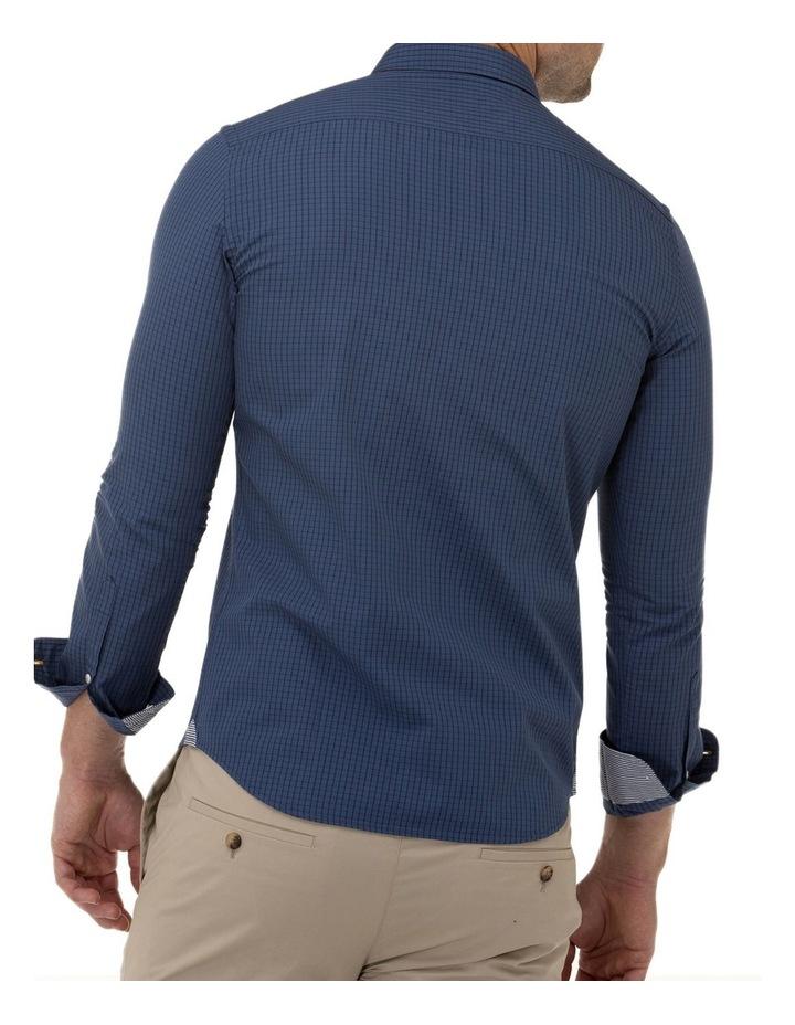 Two Tone Check Casual Shirt image 3