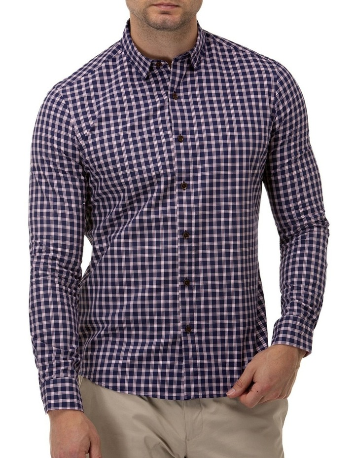 Brushed Check Casual Shirt image 1