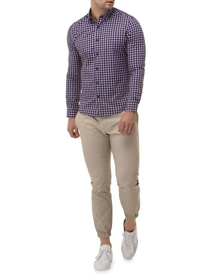 Brushed Check Casual Shirt image 4