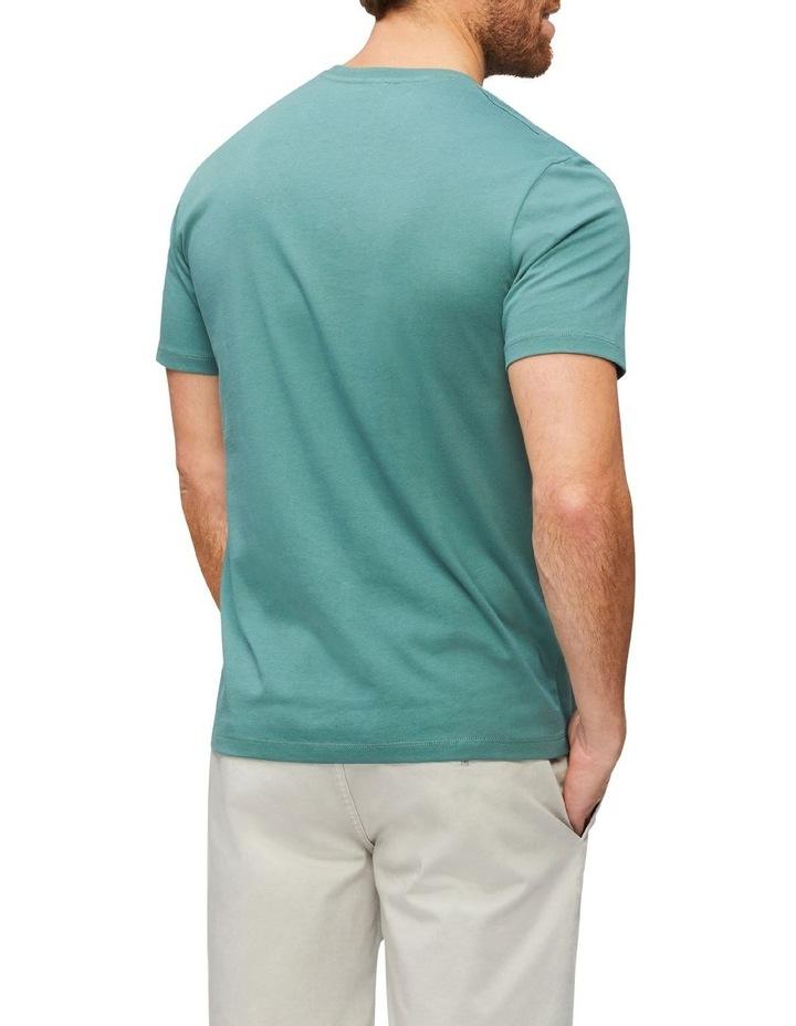 Pima Cotton T-Shirt Velvet Pine image 2