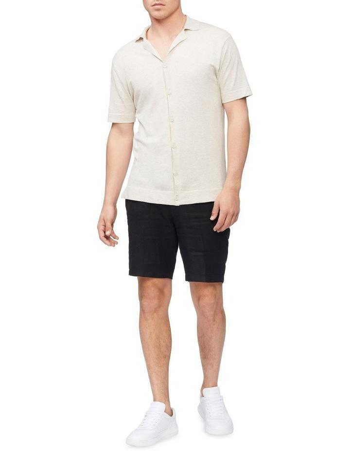 Knitted Short Sleeve Shirt image 2