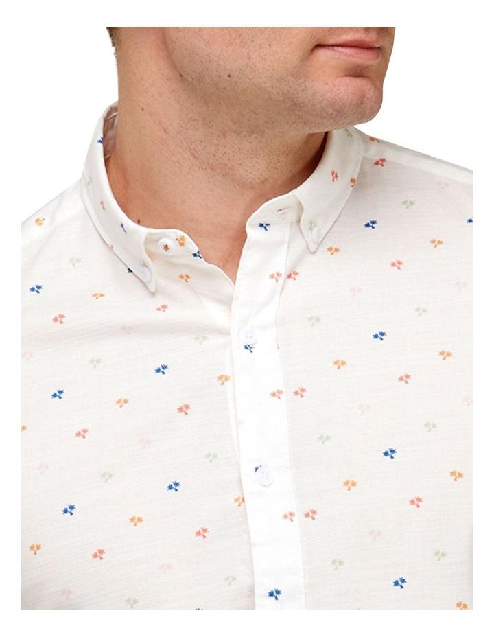 Palm Print Casual Shirt image 2