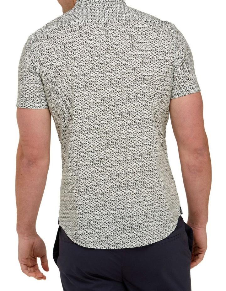 Abstract Print Casual Shirt image 3
