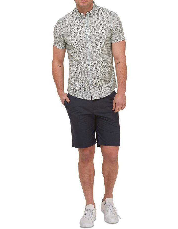Abstract Print Casual Shirt image 4