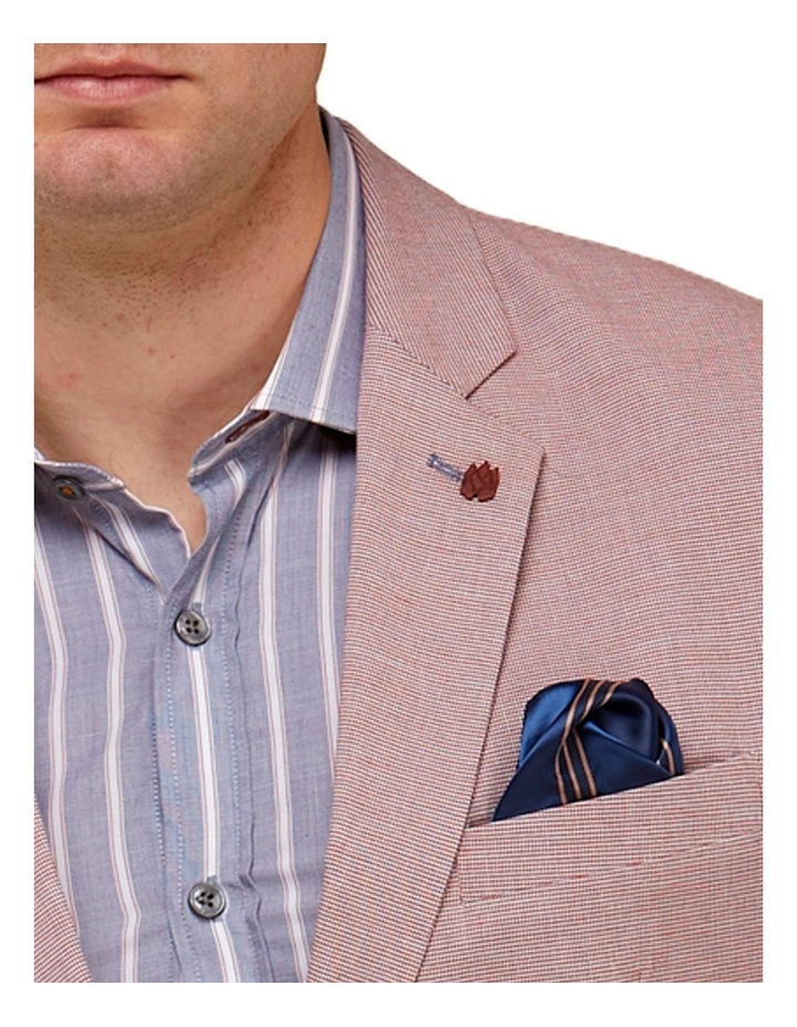 Textured Houndstooth Sportscoat image 4