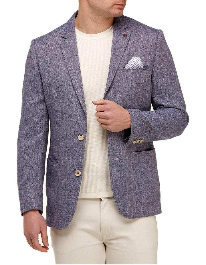 Textured Plain Sportscoat image 1