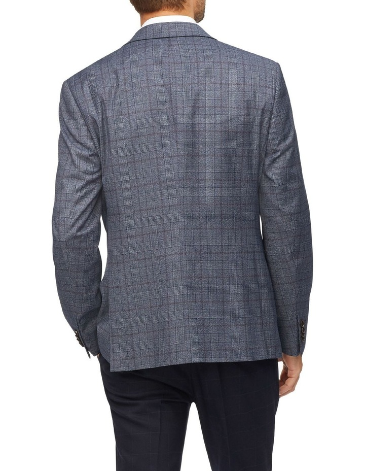 Overcheck Suit Jacket image 2