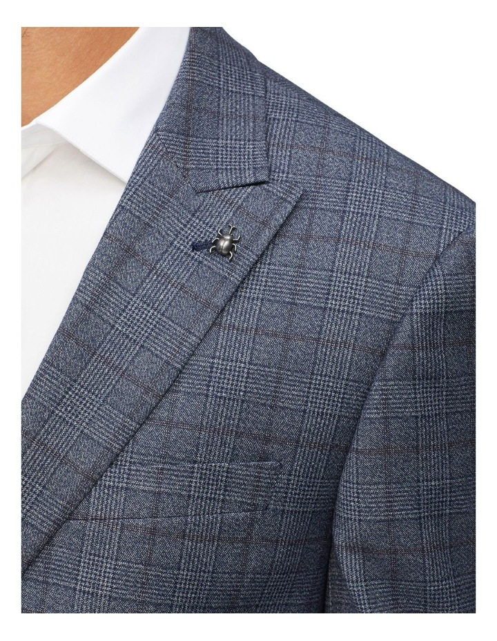 Overcheck Suit Jacket image 3