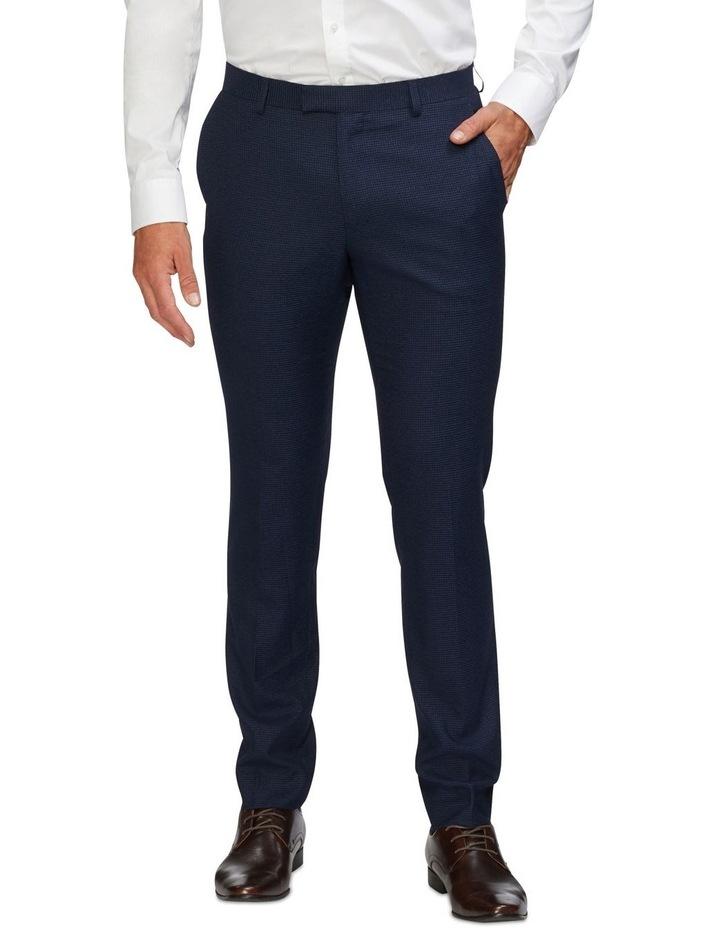 Check Suit Trouser image 1
