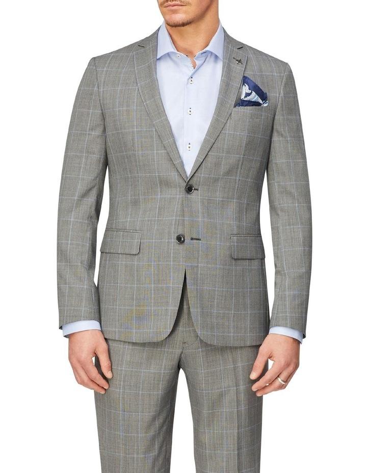 Overcheck Suit Jacket image 1
