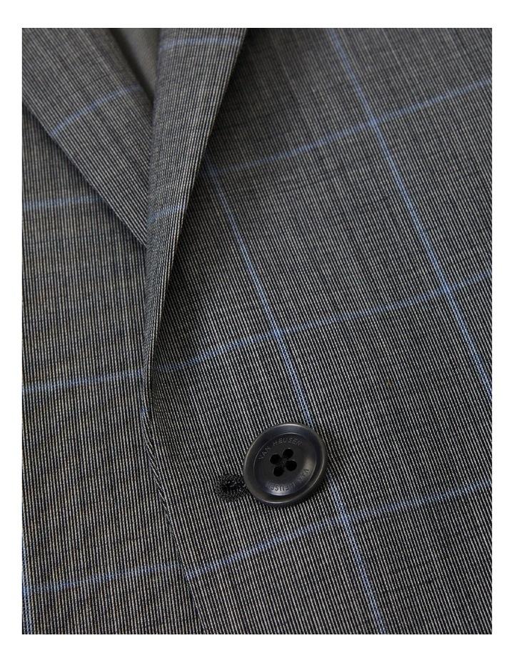 Overcheck Suit Jacket image 5