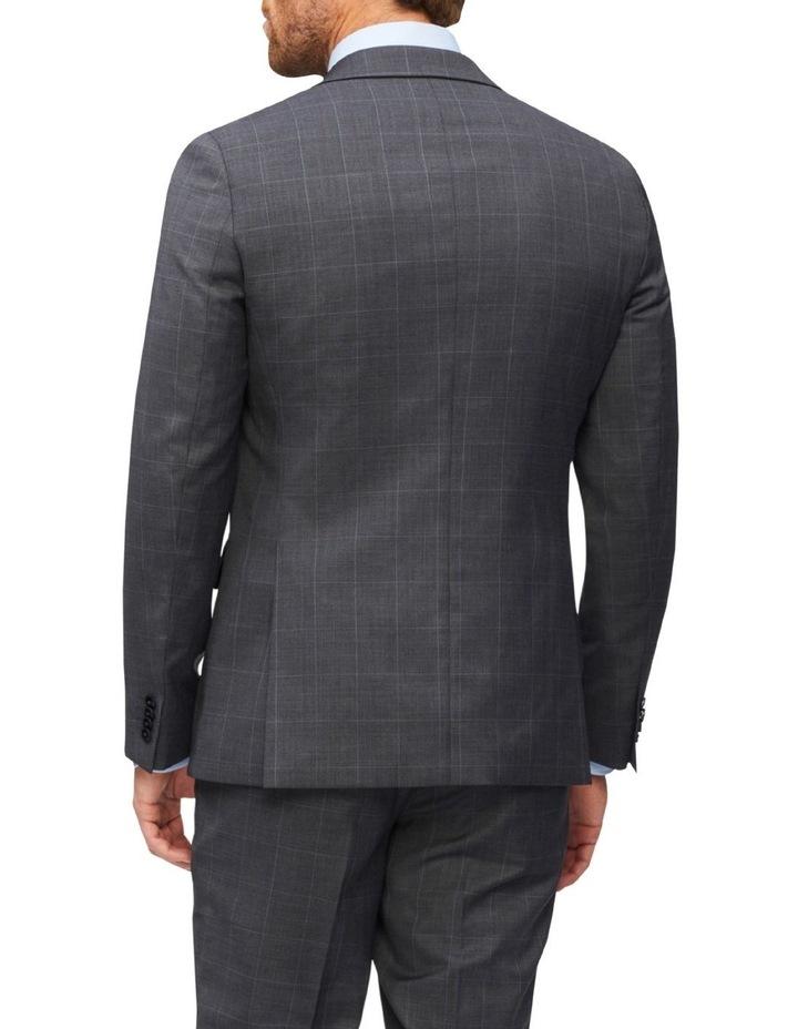 Tailored Window Pane Suit Jacket image 3