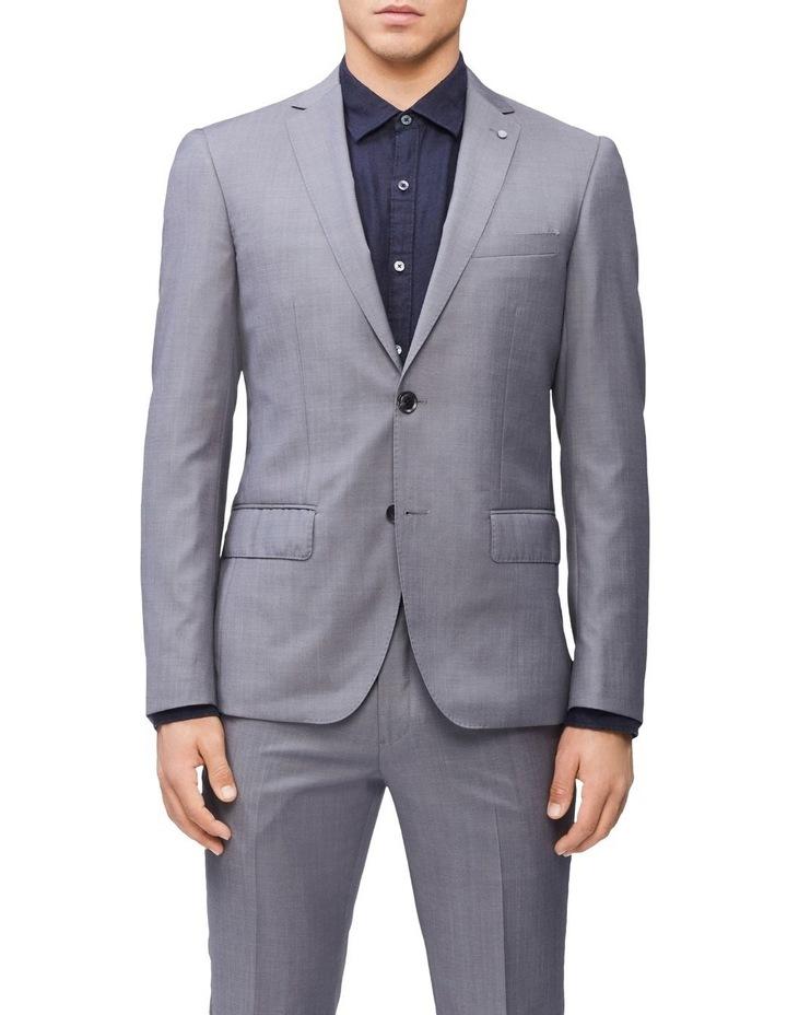2 Colour Twill Suit Jacket image 1
