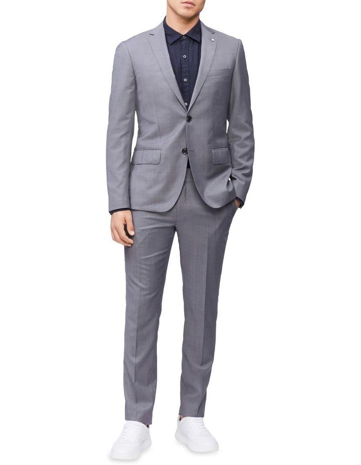 2 Colour Twill Suit Jacket image 2