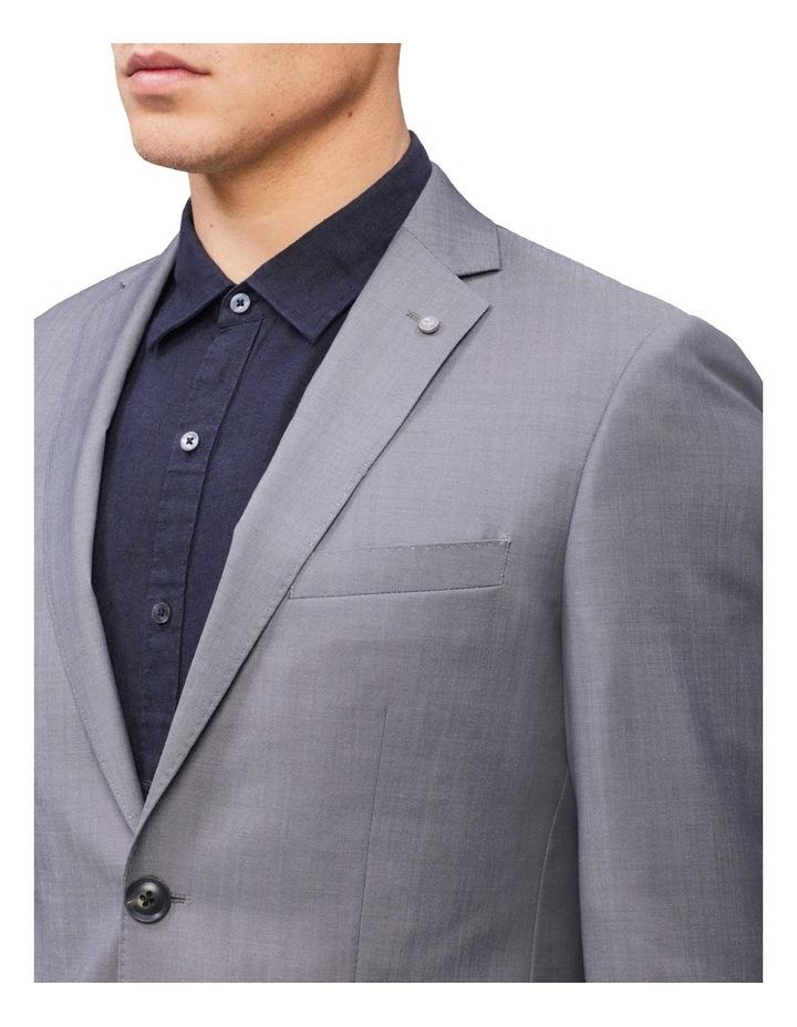 2 Colour Twill Suit Jacket image 4