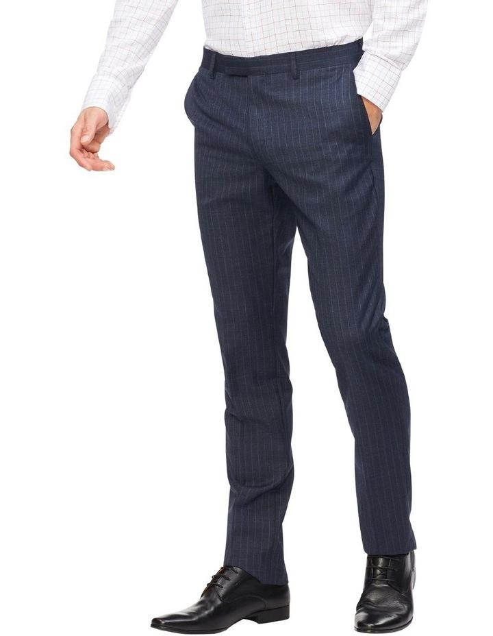 Slim Pinstripe Suit Pant image 1