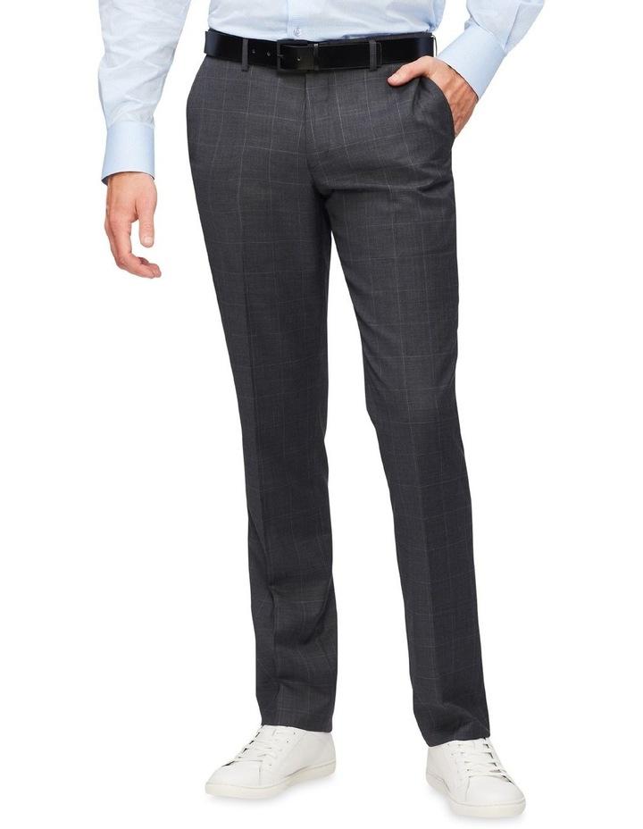 Tailored Window Pane Suit Pant image 1